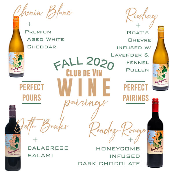 Fall Pick Up Pairing Bites
