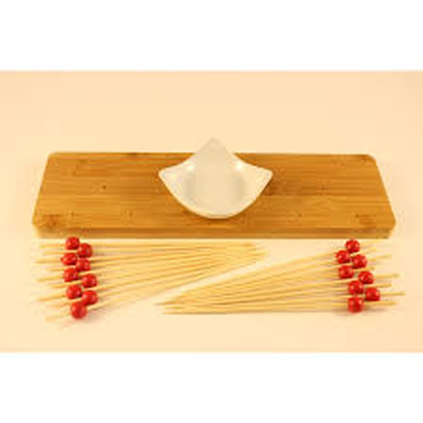 Bamboo Appetizer Set