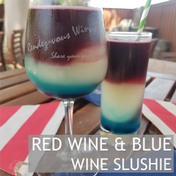Mixed Wine Slushie- Carafe